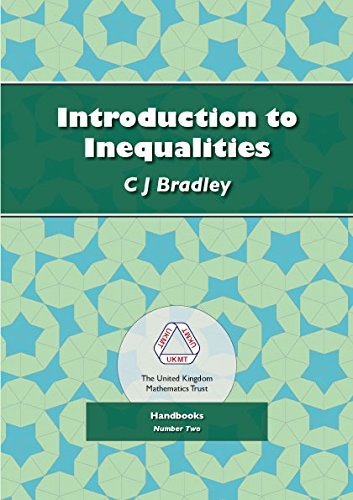 9781906001117: Introduction to Inequalities