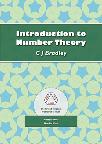 Introduction to Number Theory: Bradley, C.J.