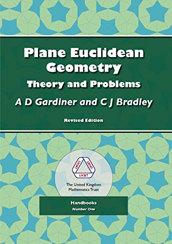 9781906001186: Plane Euclidean Geometry: Theory and Problems
