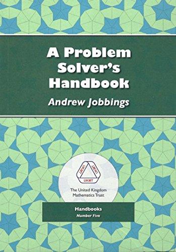 9781906001193: A Problem Solver's Handbook