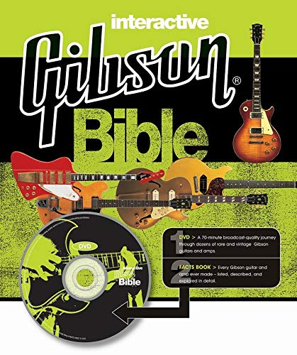 Interactive Gibson Bible (190600210X) by Dave Hunter; Walter Carter
