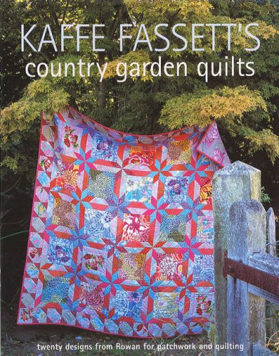 9781906007423: Kaffe Fassett's Country Garden Quilts