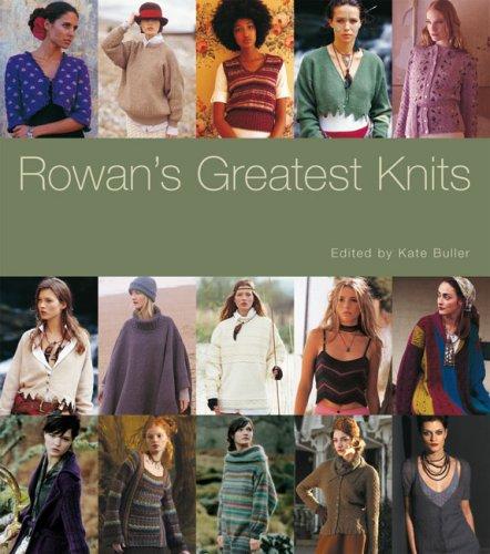 9781906007669: Rowan's Greatest Knits