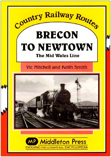Brecon to Newtown: Mitchell, Vic; Smith, Keith