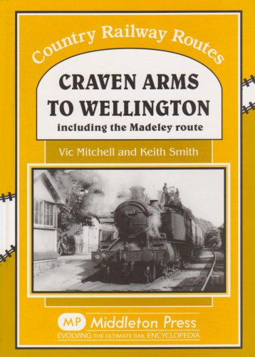 Craven Arms to Wellington: Mitchell, Vic; Smith, Keith
