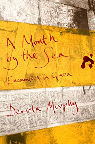 9781906011475: A Month by the Sea: Encounters in Gaza