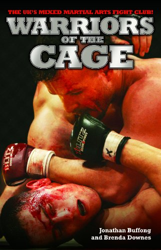 9781906015428: Warriors of the Cage: The UK's Mixed Martial Arts Fight Club!