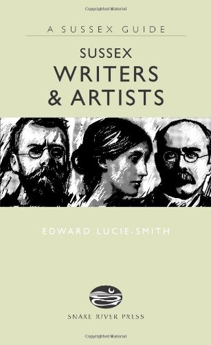 Sussex Writers & Artists (Sussex Guide): Edward Lucie-Smith
