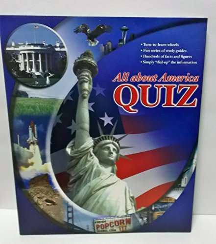 9781906024000: All About America Quiz (America Study Guide)