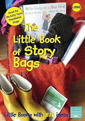 9781906029241: The Little Book of Story Bags: Using Story Bags to Enhance Story Telling