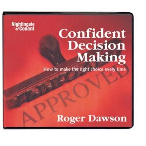 9781906030841: Confident Decision Making