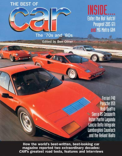 9781906032494: The Best of Car: The '70s and '80s