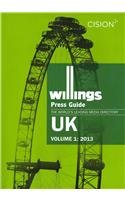 9781906035488: Willings Press Guide: The World's Leading Media Directory, 3 Volume Set