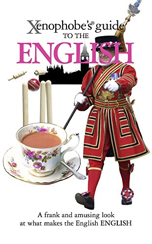 9781906042295: Xenophobe's Guide to the English