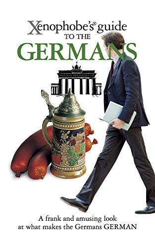 9781906042332: Xenophobe's Guide to the Germans