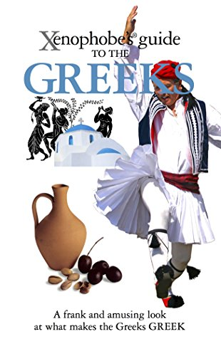 9781906042349: Xenophobe's Guide to the Greeks