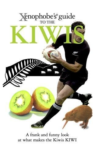 9781906042417: Xenophobe's Guide to the Kiwis