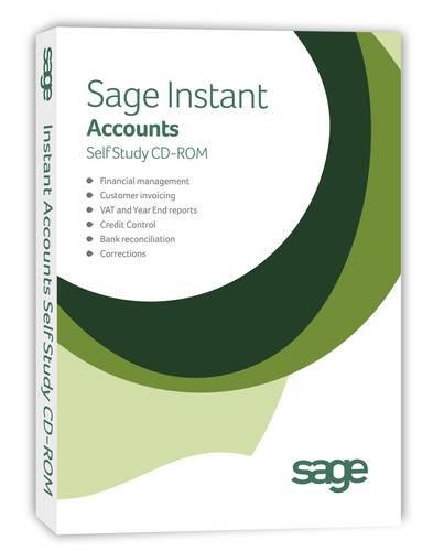 9781906048488: Sage Instant Accounts CD ROM: V18