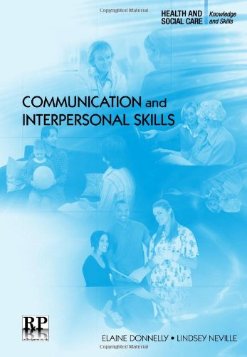 9781906052065: Communication and Interpersonal Skills (Health and Social Care: Knowledge and Skills)