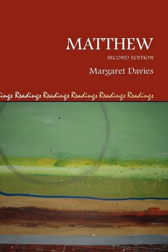 Matthew, Second Edition (Readings - A New Biblical Commentary) (190605505X) by Margaret Davies