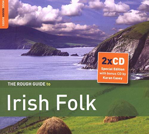 9781906063504: Rough Guide to Irish Folk
