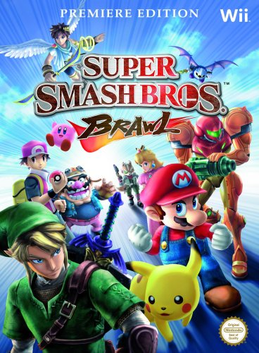 9781906064174: Guide Super Smash Bros Brawl