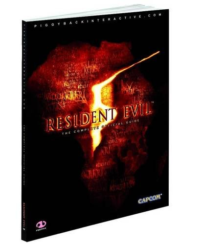 9781906064419: Resident Evil 5: The Complete Official Guide