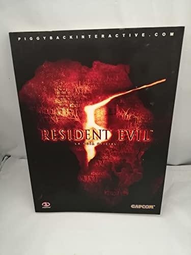 9781906064457: Guia Residen Evil 5