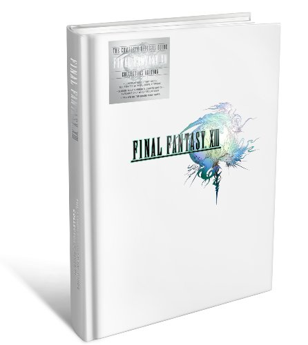 9781906064549: The Final Fantasy XIII Complete Official Guide - Collectors Edition