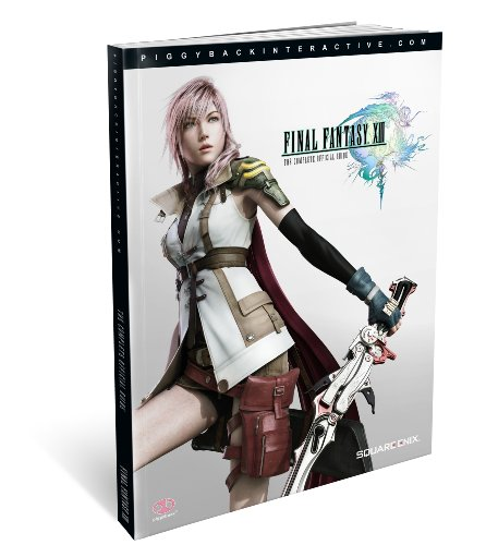 9781906064594: The Final Fantasy XIII Complete Official Guide