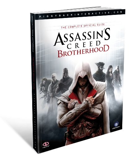 9781906064747: Assassin's Creed Brotherhood: The Complete Official Guide