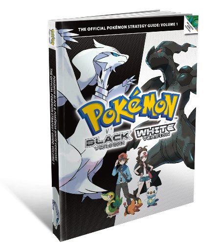 9781906064853: Pokemon Black and Pokemon White Versions 1 - The Official Pokemon Strategy Guide