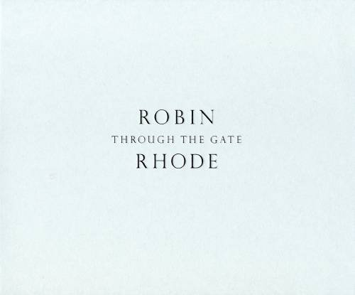 Robin Rhode: Through the Gate.: HALL, Edith and WARD, Ossian.