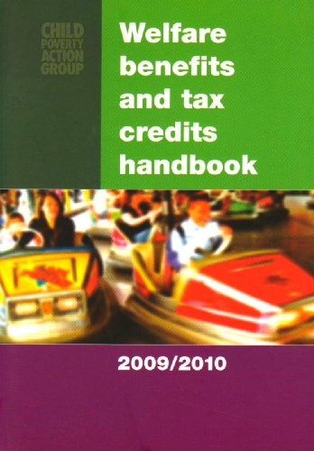 Welfare Benefits and Tax Credits Handbook 2009-2010 (9781906076351) by [???]