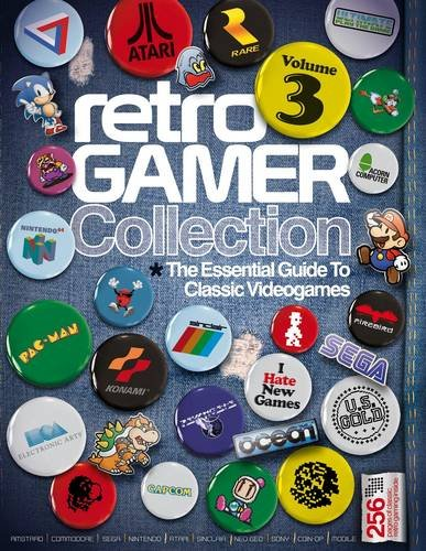 9781906078355: Retro Gamer Collection: v. 3: The Essential Guide to Classic Videogames