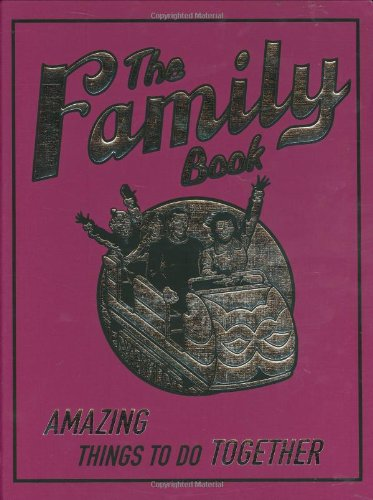 9781906082109: The Family Book: Amazing Things To Do Together (Buster Books)