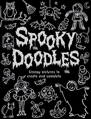 Spooky Doodles: Unknown