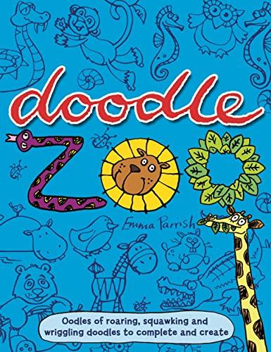 9781906082857: Doodle Zoo (Doodle Activity)