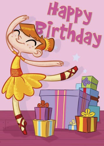 9781906089016: Happy Birthday - Ballet (Cardooo)