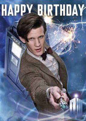 9781906089467: Happy Birthday - Doctor Who - Clockworld World