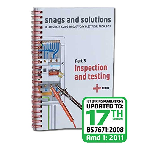 9781906091293: Snags 3 Inspection Testing