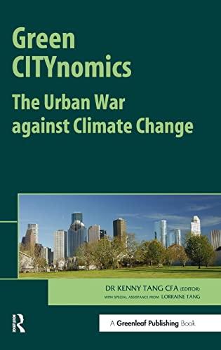 9781906093228: Green CITYnomics: The Urban War against Climate Change