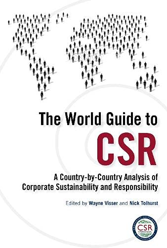 9781906093372: The World Guide to CSR: A Country-by-Country Analysis of Corporate Sustainability and Responsibility