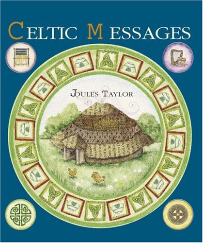 9781906094102: Celtic Messages (Book & Cards) (Book & Cards)