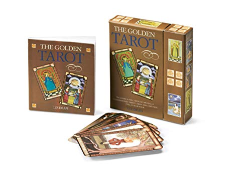 9781906094867: The Golden Tarot