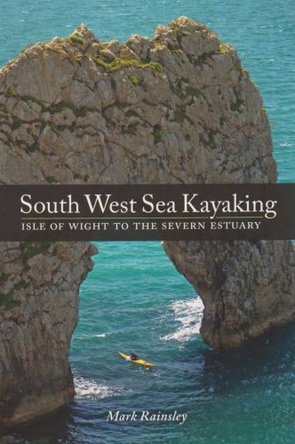 9781906095055: South West Sea Kayaking: Isle of Wight to the Severn Estuary