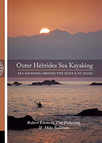 9781906095093: The Outer Hebrides: Sea Kayaking Around the Isles & St Kilda