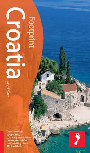 9781906098285: Croatia, 4th: Tread Your Own Path (Footprint - Travel Guides)