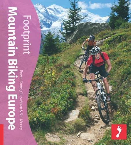 9781906098315: Mountain Biking Europe: Tread Your Own Path (Footprint Mountain Biking Europe: Tread Your Own Path)