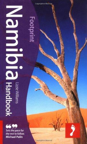 9781906098339: Namibia Handbook, 5th: Tread Your Own Path (Footprint Handbooks)